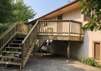 Deck-Renovation